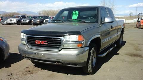 2000 GMC Sierra 1500 for sale in Commerce City, CO