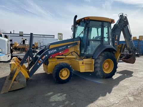 2014 John Deere 310K for sale at ABC AUTOS BY CHAVEZ in Commerce City CO