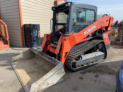 2012 Kubota SVL-52 Track Skidsteer for sale at ABC AUTOS BY CHAVEZ in Commerce City CO