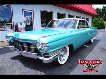 1963 Cadillac Series 62 for sale in Indiana, PA