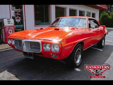 1969 Pontiac Firebird for sale in Indiana, PA