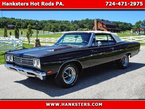 1969 Plymouth Roadrunner for sale in Indiana, PA