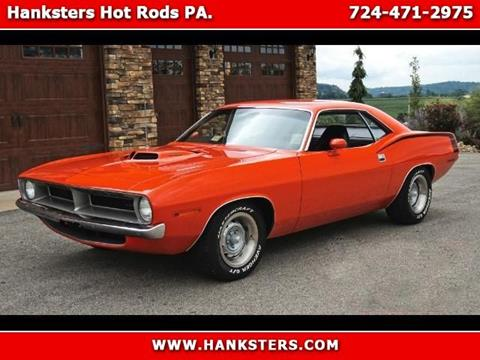 1970 Plymouth Barracuda for sale in Indiana, PA