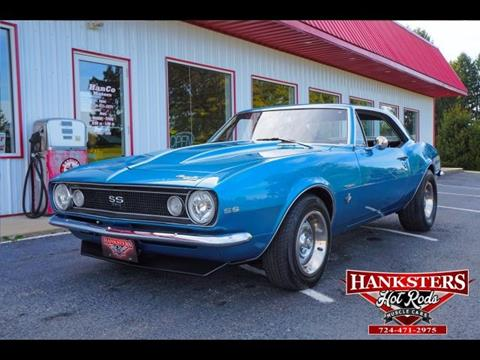 1967 Chevrolet Camaro for sale in Indiana, PA