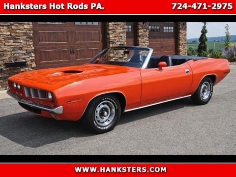 1971 Plymouth Barracuda For Sale in Woodstock, GA - Carsforsale.com