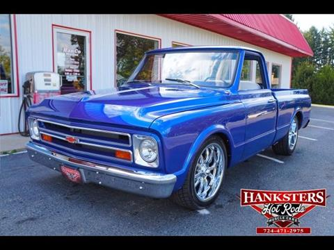 1967 Chevrolet C/K 10 Series for sale in Indiana, PA