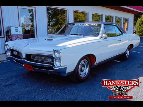 1967 Pontiac GTO for sale in Indiana, PA