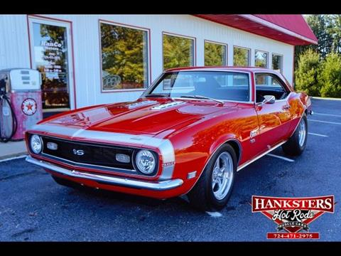 1968 Chevrolet Camaro for sale in Indiana, PA