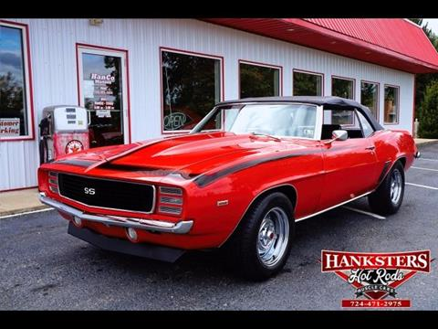 1969 Chevrolet Camaro for sale in Indiana, PA