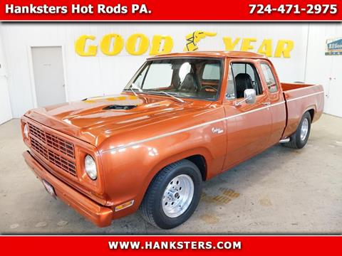 1979 Dodge D150 Pickup For Sale In Homer City PA