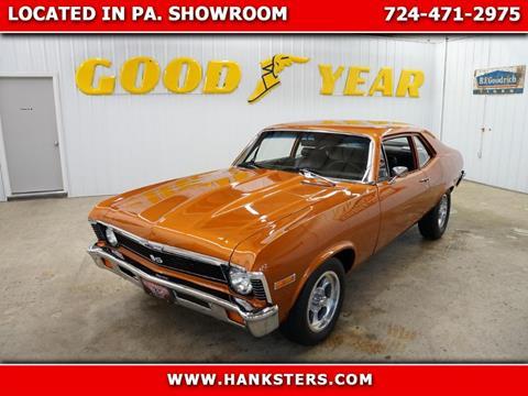 1971 Chevrolet Nova for sale in Homer City, PA