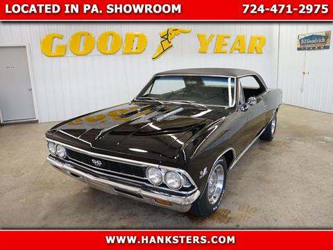 1966 Chevrolet Chevelle for sale in Homer City, PA