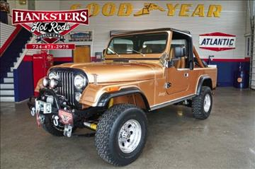 1984 Jeep Scrambler for sale in Indiana, PA