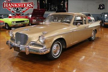 1958 Studebaker Silver Hawk for sale in Indiana, PA