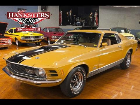 1970 Ford Mustang for sale in Indiana, PA