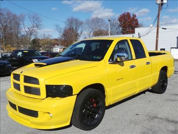 2005 Dodge Ram Pickup 1500 SRT-10 for sale in Wilmington, DE