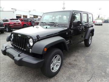 2017 Jeep Wrangler Unlimited for sale in Wilmington, DE