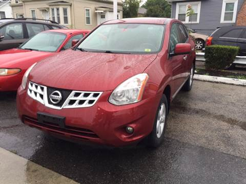 2013 Nissan Rogue for sale at Barga Motors in Tewksbury MA