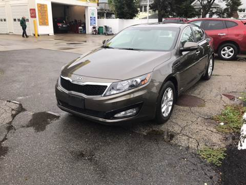 2012 Kia Optima for sale at Barga Motors in Tewksbury MA
