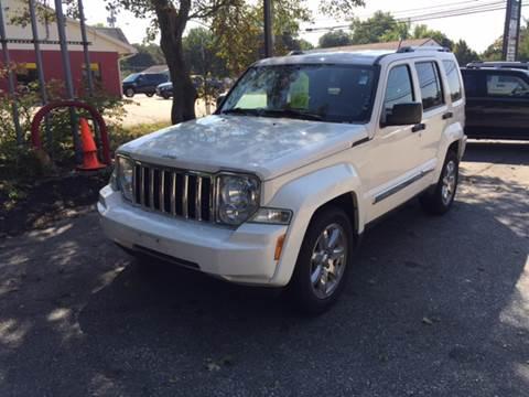 2010 Jeep Liberty for sale at Barga Motors in Tewksbury MA