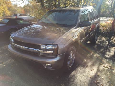 2003 Chevrolet TrailBlazer for sale at Barga Motors in Tewksbury MA