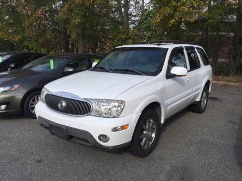 2004 Buick Rainier for sale at Barga Motors in Tewksbury MA