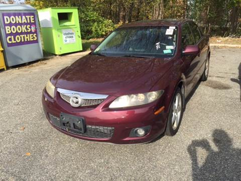 2006 Mazda MAZDA6 for sale at Barga Motors in Tewksbury MA