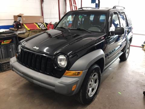 2005 Jeep Liberty for sale at Barga Motors in Tewksbury MA