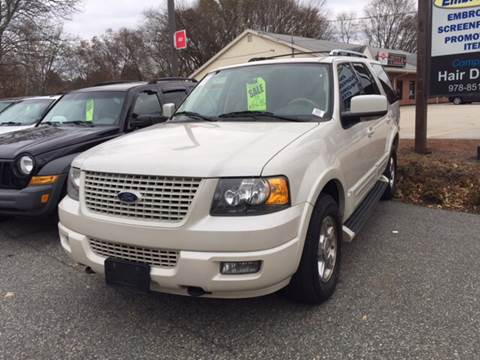 2006 Ford Expedition for sale at Barga Motors in Tewksbury MA