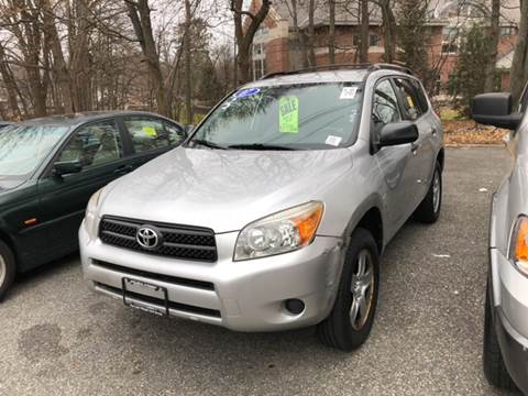 2007 Toyota RAV4 for sale at Barga Motors in Tewksbury MA