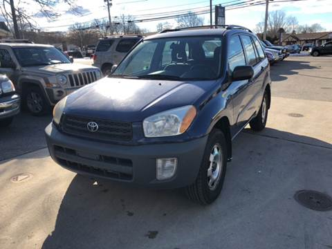 2003 Toyota RAV4 for sale at Barga Motors in Tewksbury MA