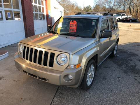 2010 Jeep Patriot for sale at Barga Motors in Tewksbury MA