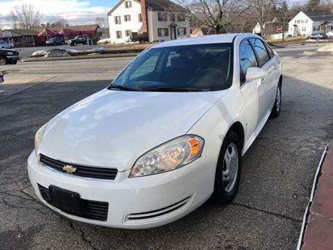 2010 Chevrolet Impala for sale at Barga Motors in Tewksbury MA