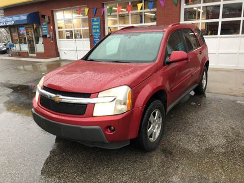 2006 Chevrolet Equinox for sale at Barga Motors in Tewksbury MA