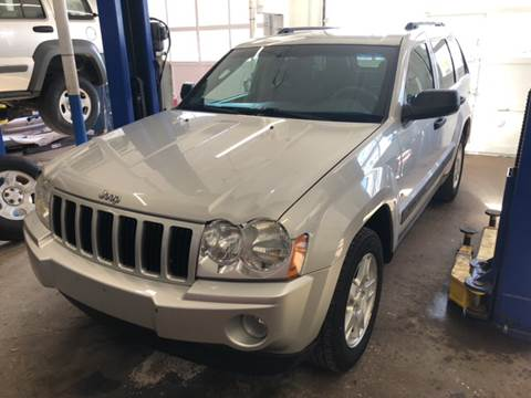 2006 Jeep Grand Cherokee for sale at Barga Motors in Tewksbury MA