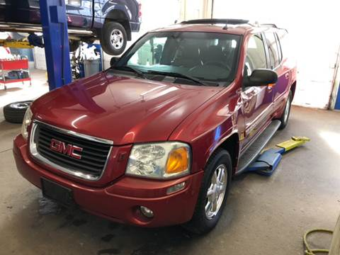 2004 GMC Envoy XUV for sale at Barga Motors in Tewksbury MA