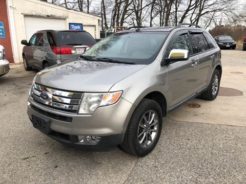 2008 Ford Edge for sale at Barga Motors in Tewksbury MA