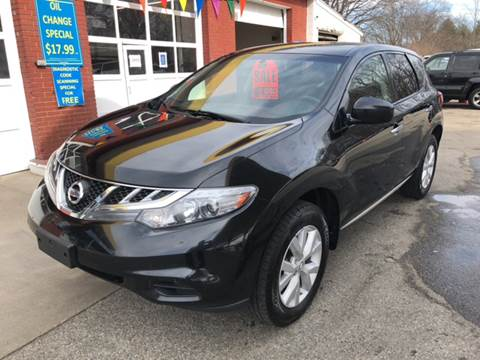 2011 Nissan Murano for sale at Barga Motors in Tewksbury MA