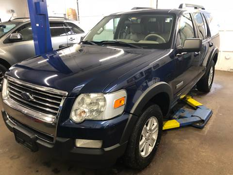 2007 Ford Explorer for sale at Barga Motors in Tewksbury MA