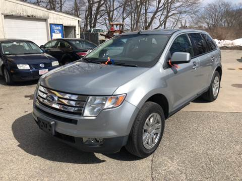 2007 Ford Edge for sale at Barga Motors in Tewksbury MA