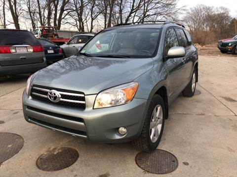 2006 Toyota RAV4 for sale at Barga Motors in Tewksbury MA