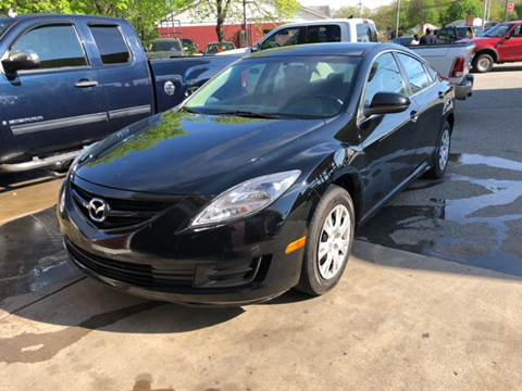 2009 Mazda MAZDA6 for sale at Barga Motors in Tewksbury MA