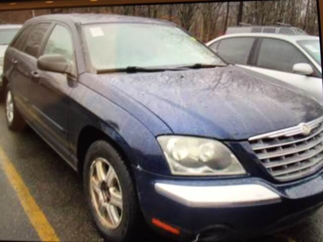 2005 Chrysler Pacifica for sale at Barga Motors in Tewksbury MA