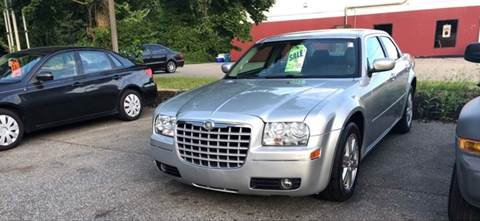 2005 Chrysler 300 for sale at Barga Motors in Tewksbury MA