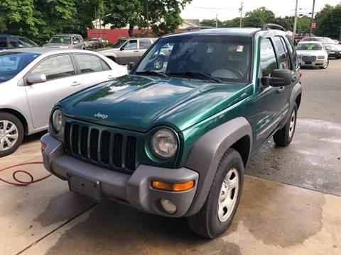 2003 Jeep Liberty for sale at Barga Motors in Tewksbury MA