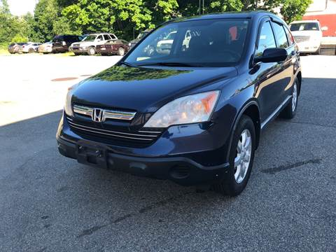 2007 Honda CR-V for sale at Barga Motors in Tewksbury MA