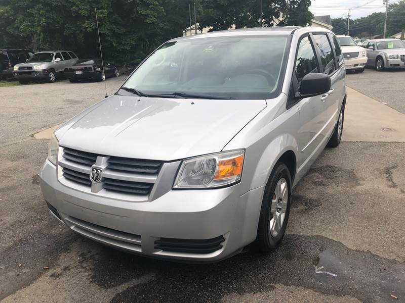 2009 Dodge Grand Caravan for sale at Barga Motors in Tewksbury MA