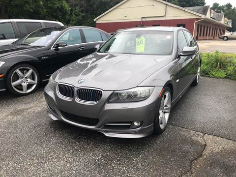 2009 BMW 3 Series for sale at Barga Motors in Tewksbury MA
