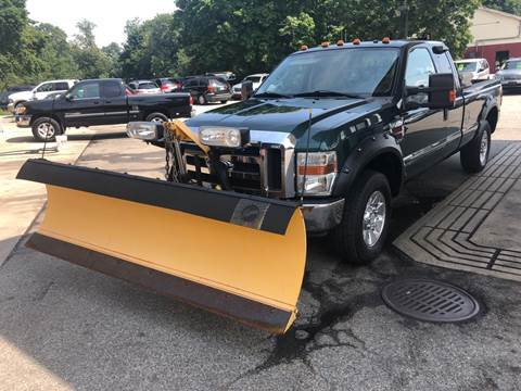 2008 Ford F-250 Super Duty for sale at Barga Motors in Tewksbury MA