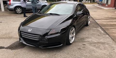 2011 Honda CR-Z for sale at Barga Motors in Tewksbury MA
